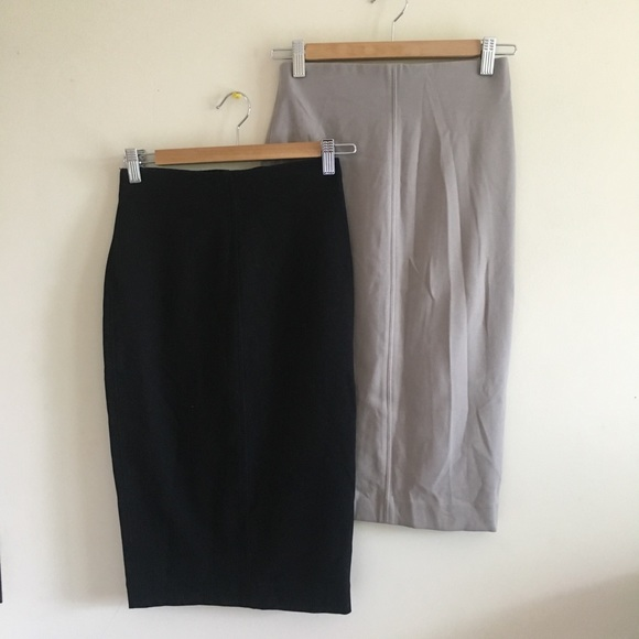 Aritzia Wilfred Lis Pencil Skirt Bundle